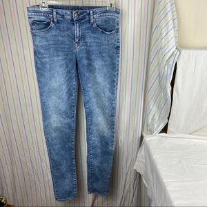 American Eagle Distressed Flex skinny Jeans